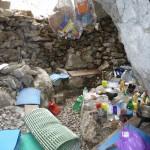 Küche im Basislager
